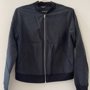 American Apparel Brushed Bomber Jacket